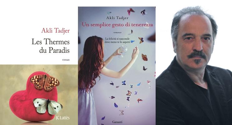 Akli tadjer un semplice gesto di tenerezza romanzi da for Bei romanzi da leggere