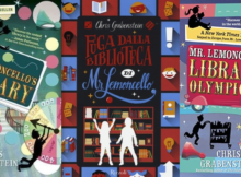 fuga dalla biblioteca di mr. lemoncello