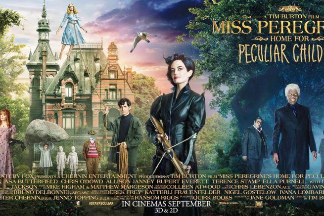 miss peregrine film